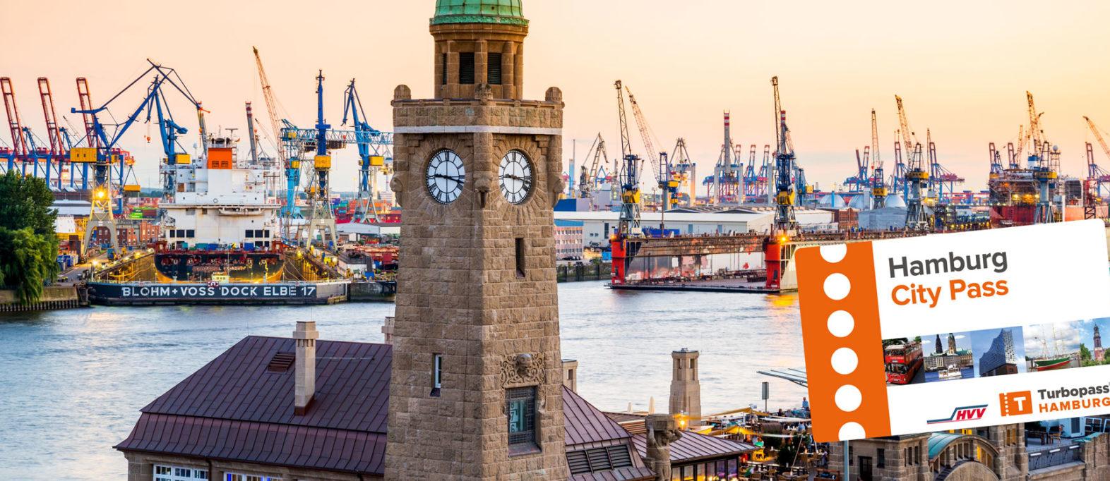 Lohnt sich der Hamburg City Pass? Vergleich Turbopass und Hamburg CARD?