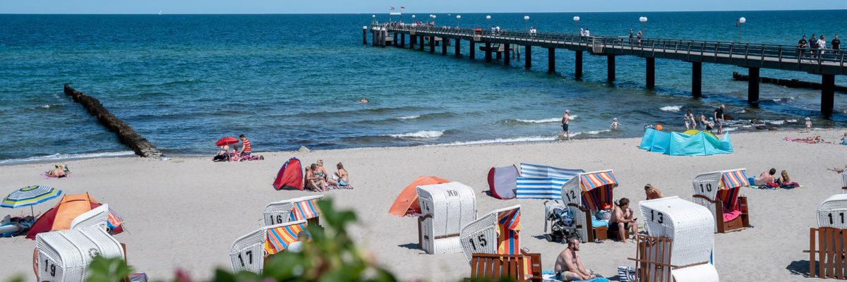 Ostseebad Kühlungsborn: Ausflugstipps und schöne Orte
