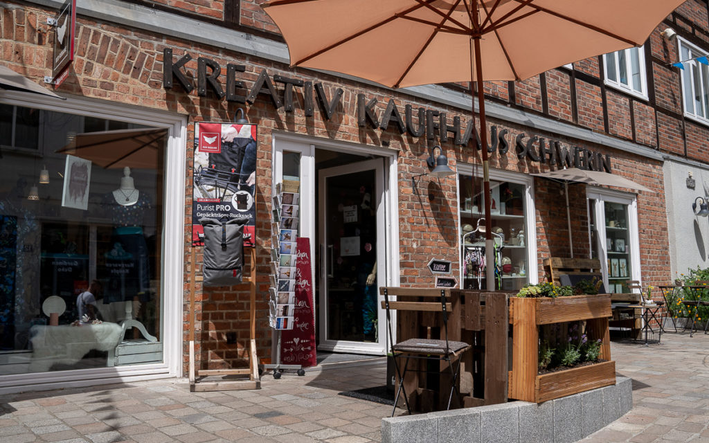 Kreativ Kaufhaus Schwerin