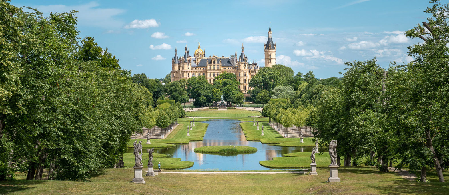 Sehenswürdigkeiten Schweriner Schloss