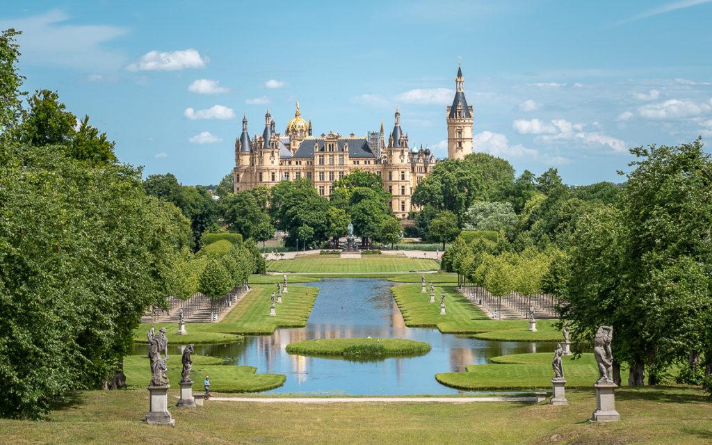 Burg- und Schlossgarten Schwerin