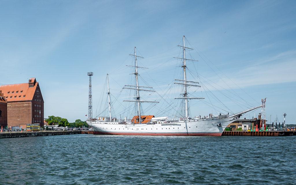 Gorch Fock I Stralsund