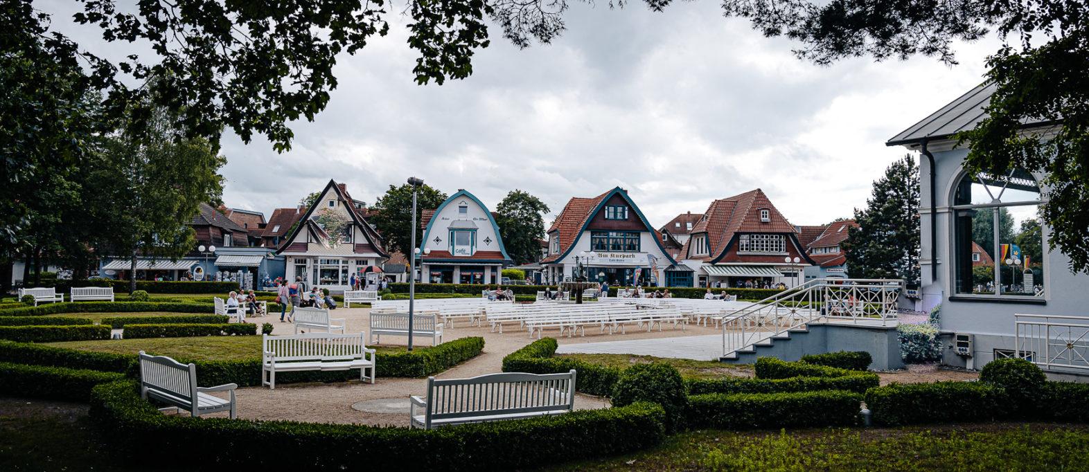 Otseeküste Boltenhagen Promenade