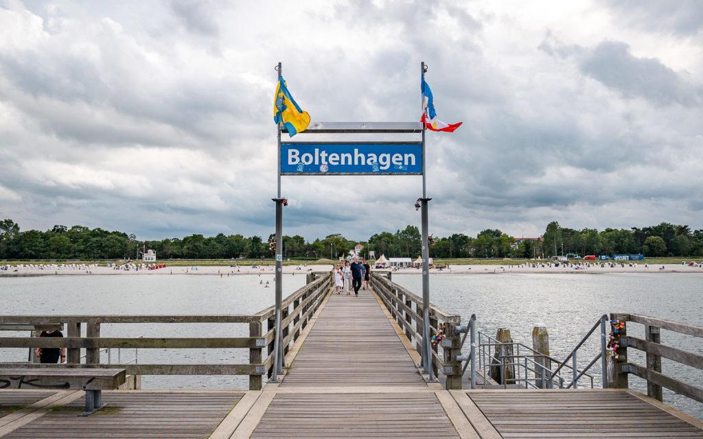 Seebrücke Boltenhagen