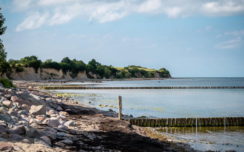 Boltenhagen Ostsee Steilküste