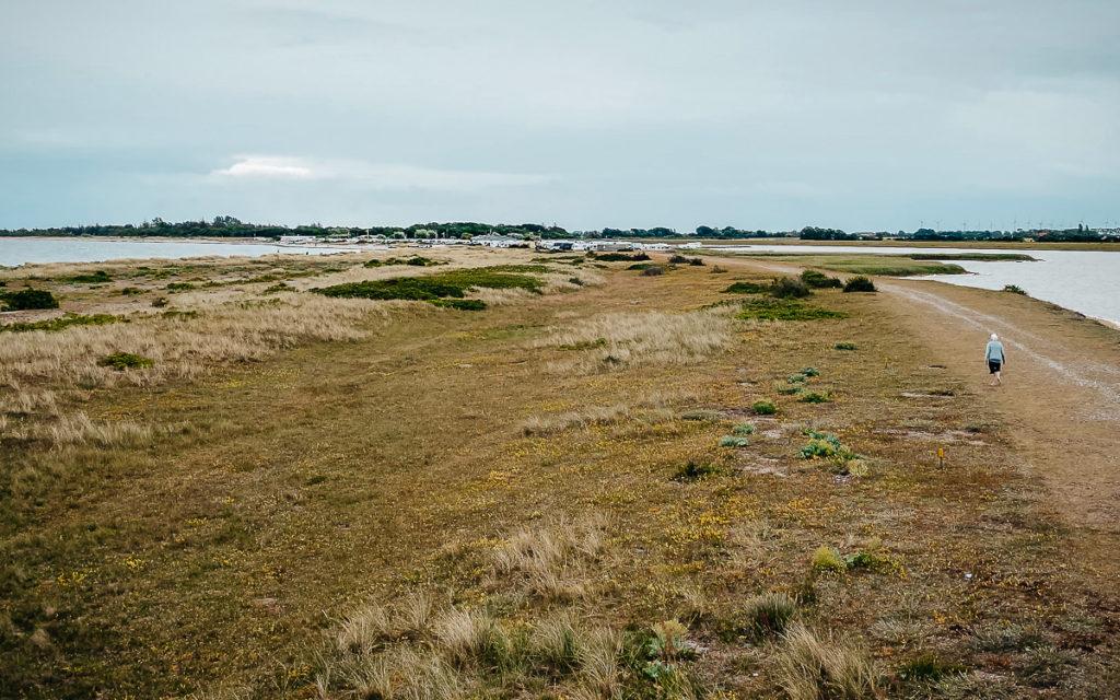 Insel Fehmarn Fehmarnbelt Campingplatz