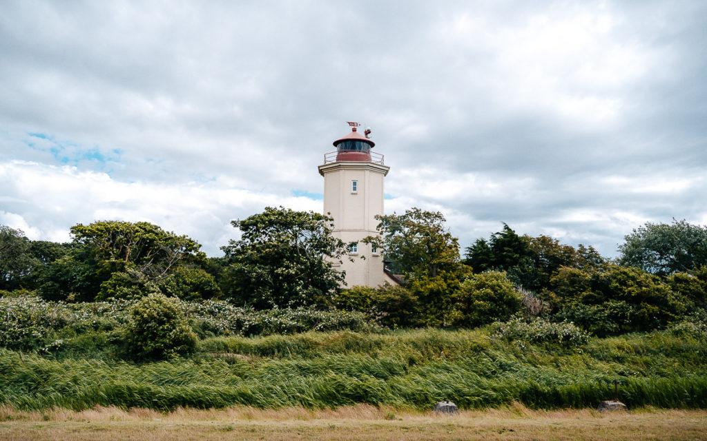 Insel Fehmarn Leuchtturm Westermarkelsdorf