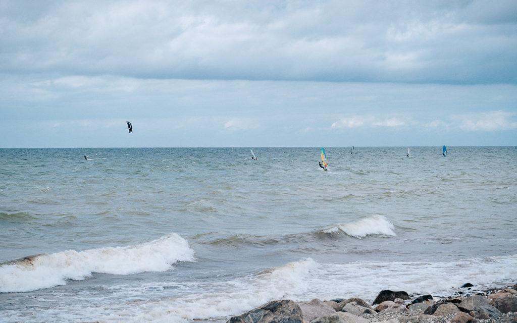 Windsurfer Fehmarn