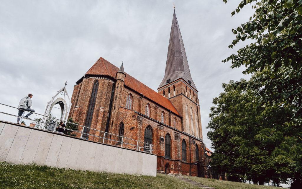 Rostock Sehenswürdigkeiten: Petrikirche Rostock