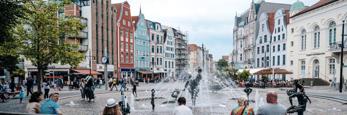 """Sehenswürdigkeiten in Rostock: 2 Tage in der Stadt der """"SIEBEN"""""""
