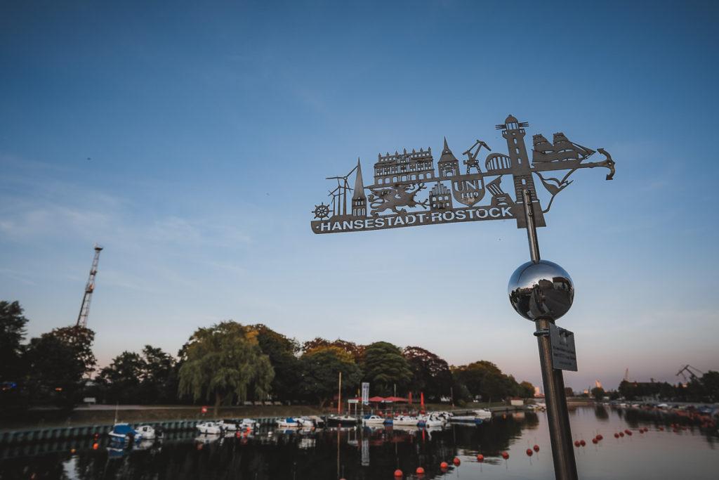 Alter Strom Warnemünde Rostock