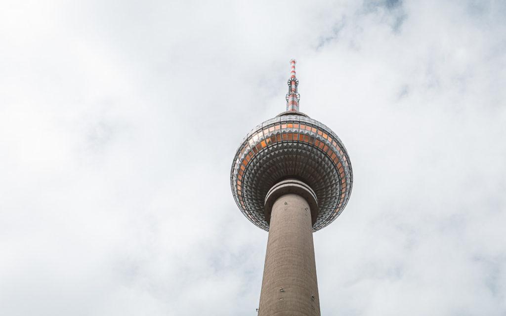 Alexanderplatz Fernsehturm