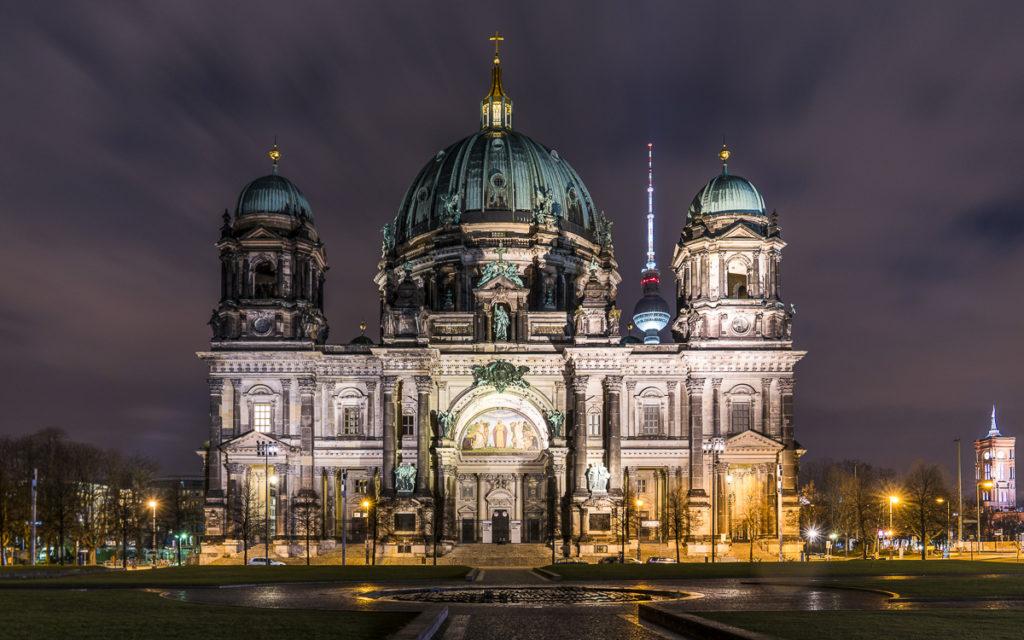 Berliner Dom Sehenswürdigkeit