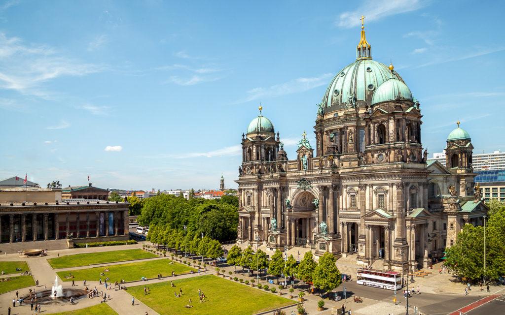 Berliner Dom Mitte