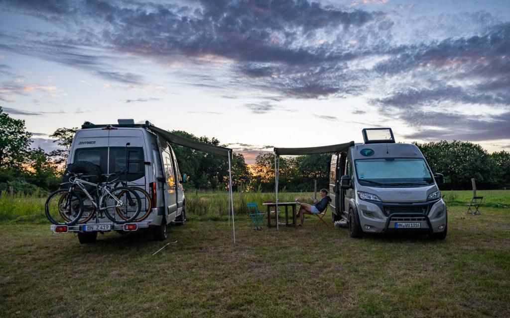 Camping Frankreich La Touche