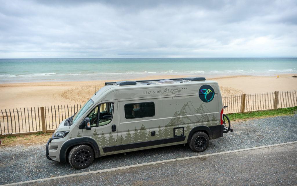 Camping in der Normandie: Unsere Rundreise mit Route, Highlights und Tipps 123