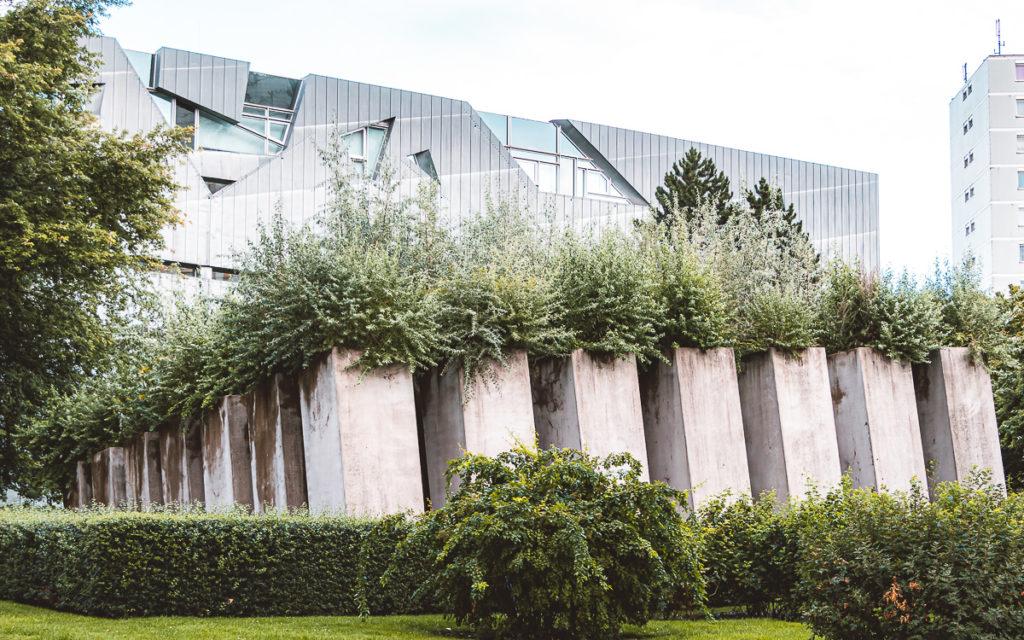Jüdisches Museum Garten des Exils Berlin