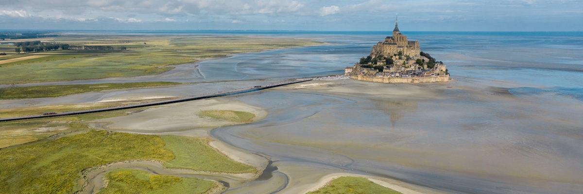 Camping in der Normandie: Unsere Rundreise mit Route, Highlights und Tipps