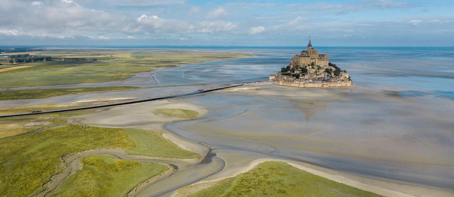 Mont-Saint-Michel: Weltkulturerbe in der Normandie
