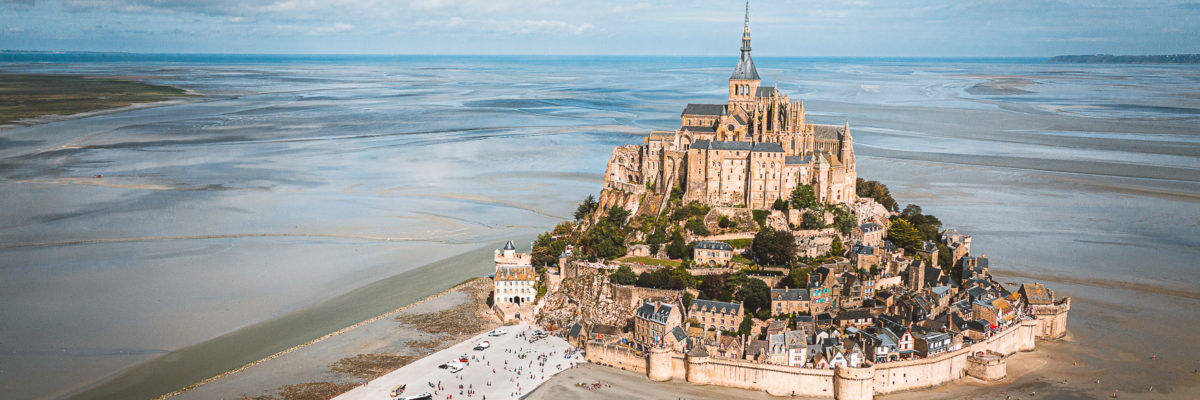 Die Bucht des Mont-Saint-Michel besichtigen: Tipps und Aktivitäten