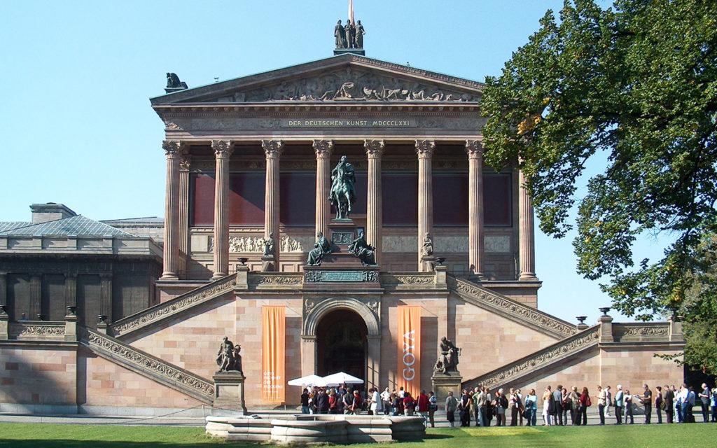 Alte Nationalgalerie Berlin Museumsinsel