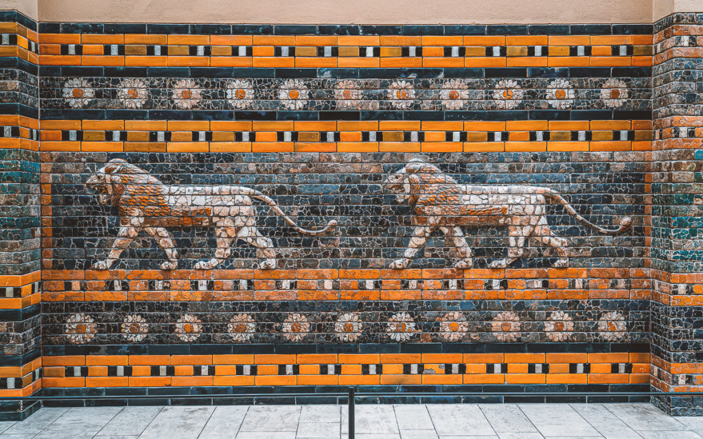 Pergamonmuseum Berlin Ägypten