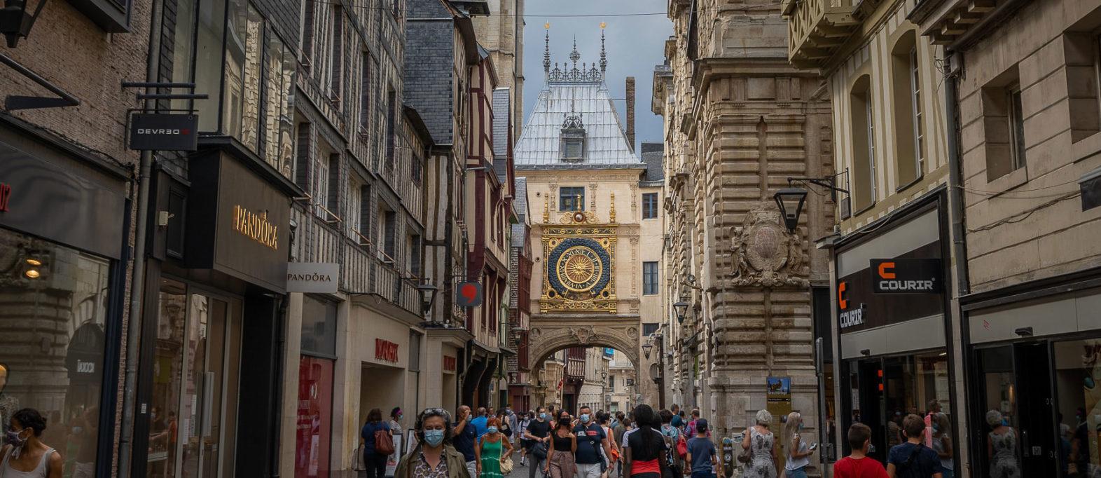 Astronomische Uhr Rouen