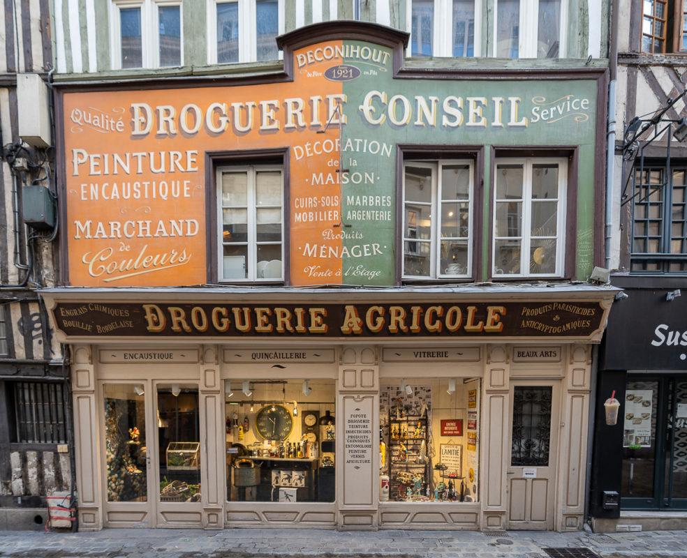 Fachwerkhaus Rouen