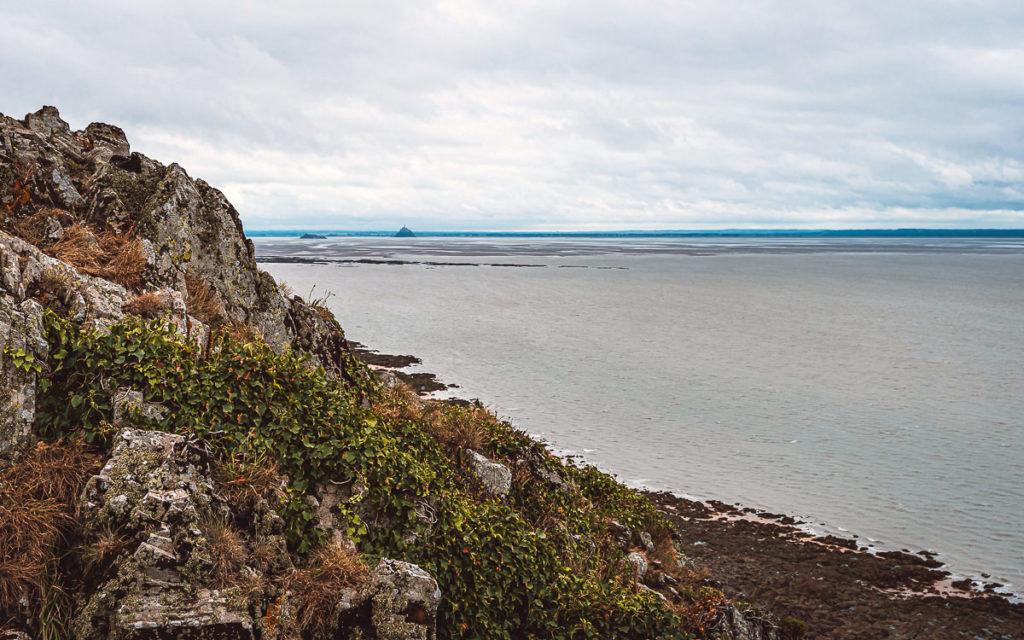 Zöllnerpfad Bucht Mont Saint-Michel
