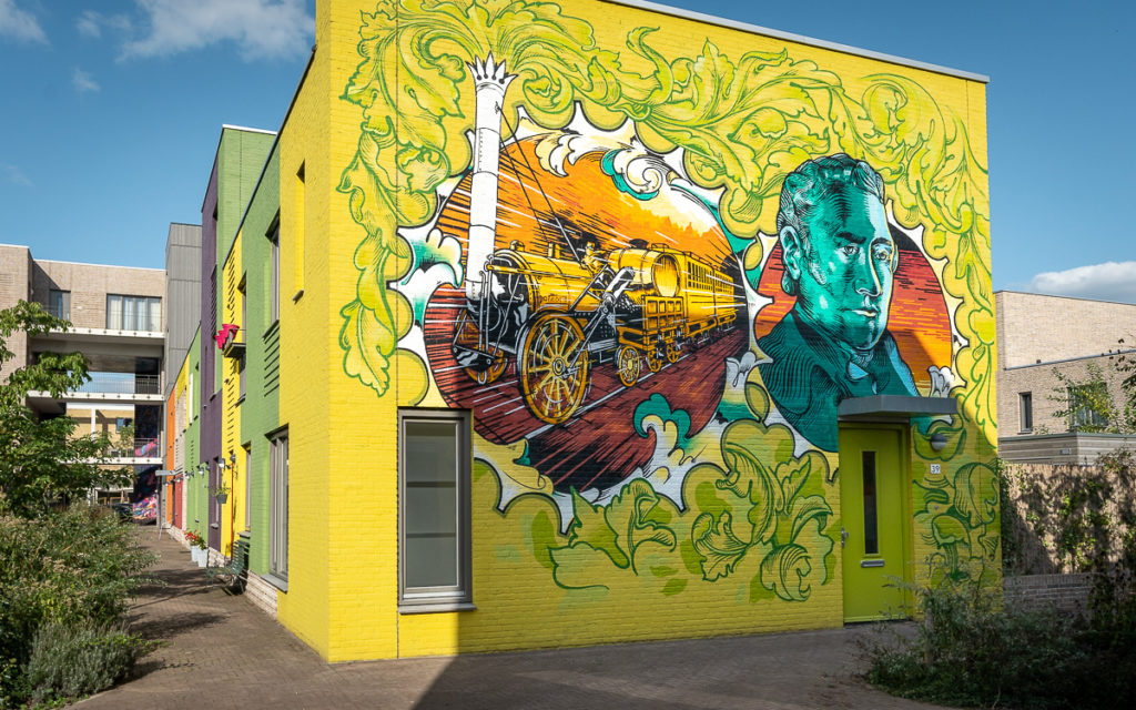 Ein Kurztrip nach Eindhoven und das Van Gogh Village Nuenen 39