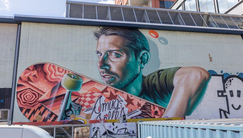 Area 51 Eindhoven Street Art