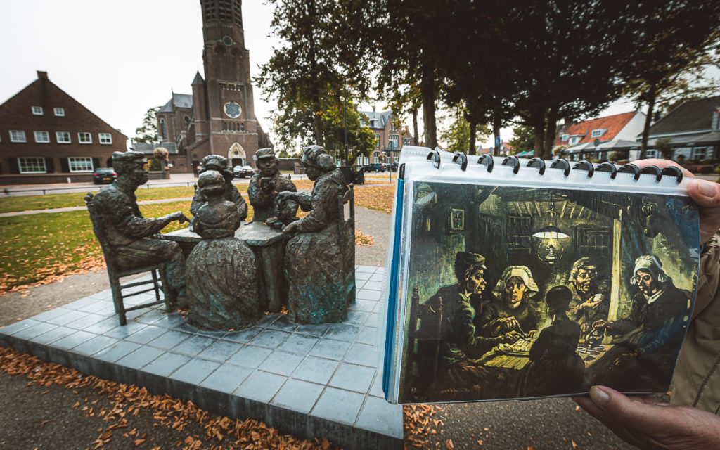 Ein Kurztrip nach Eindhoven und das Van Gogh Village Nuenen 60