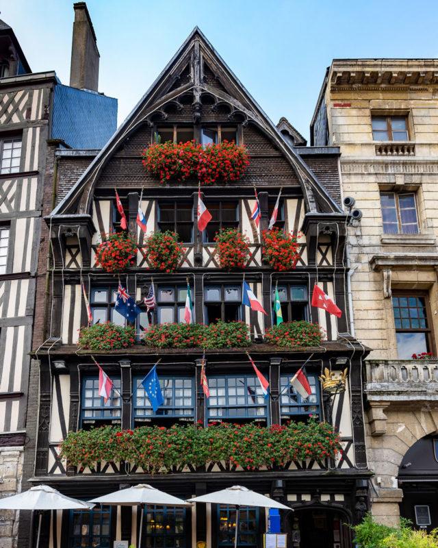 Rouen Tipps: Die Highlights an einem Tag 35