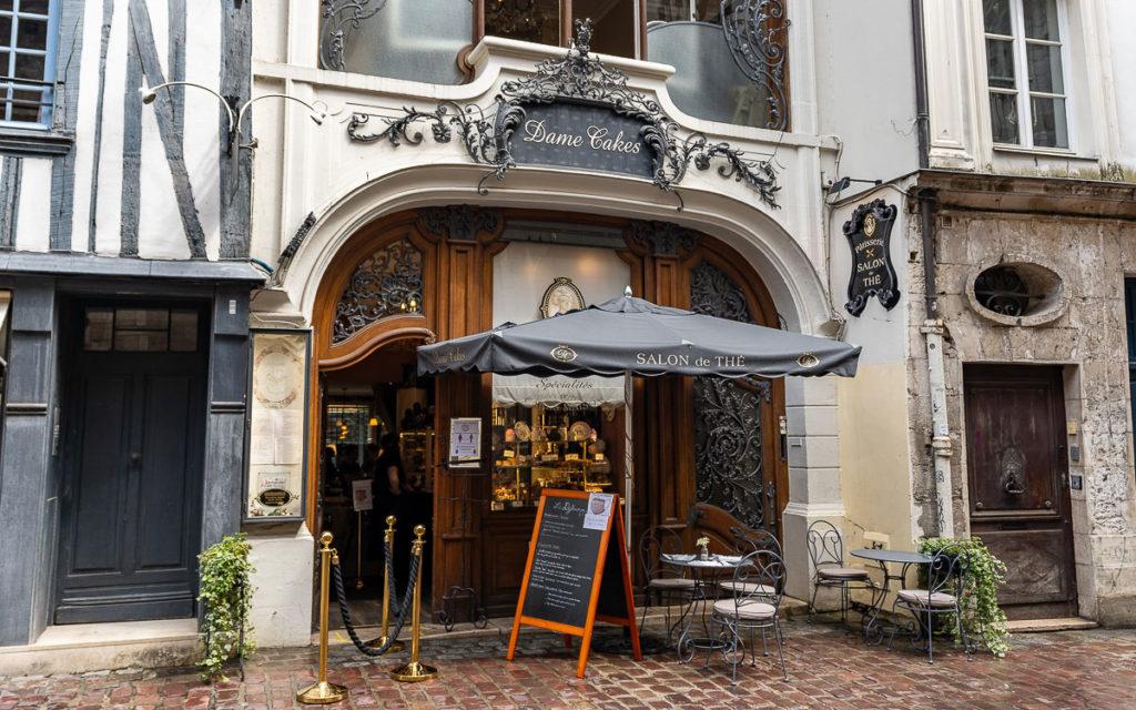 Rouen Tipps: Die Highlights an einem Tag 36