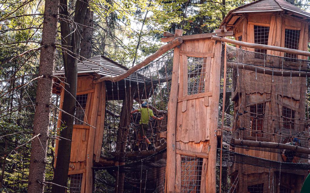 Abenteuerwald Sommerberg Bad Wildbad