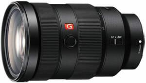 Sony Alpha 24- 70 mm F 2.8