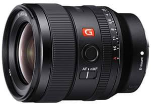 Sony FE 24mm F1.4 GM, Festbrennweite. Genial für die Aufnahme der Milchstraße oder Nordlichtern.
