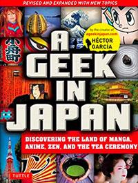 A Geek in Japan - Englisches Buch