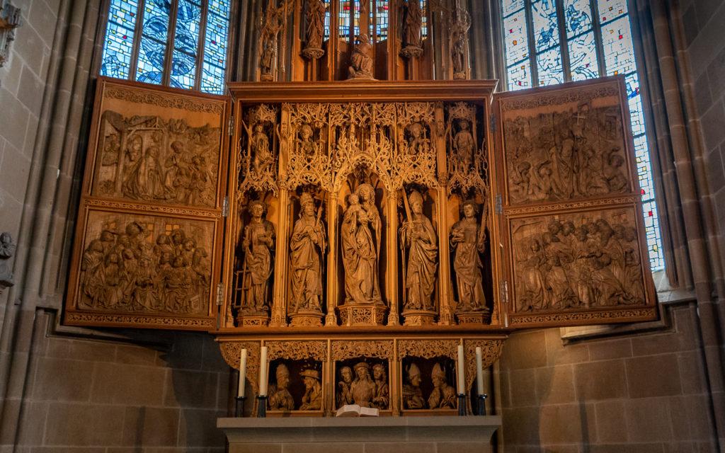 Kilianskirche Heilbronn Altar