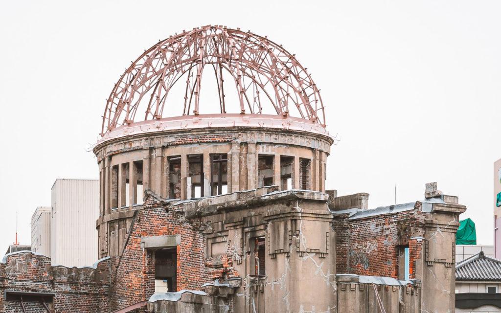 Atombombenkuppel Hiroshima