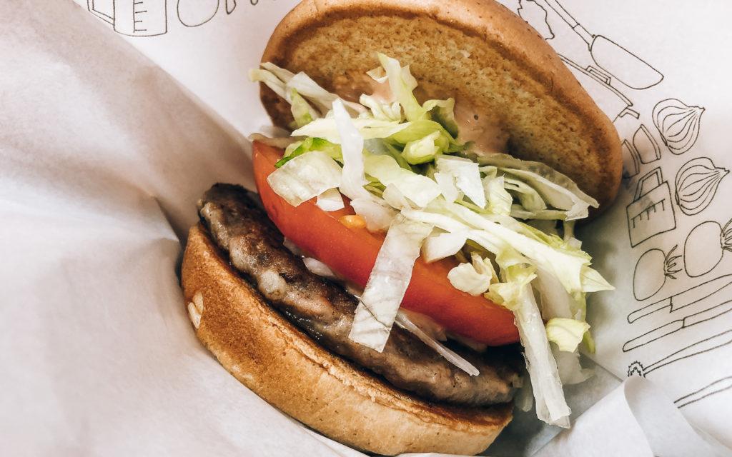 Mos Burger Hiroshima