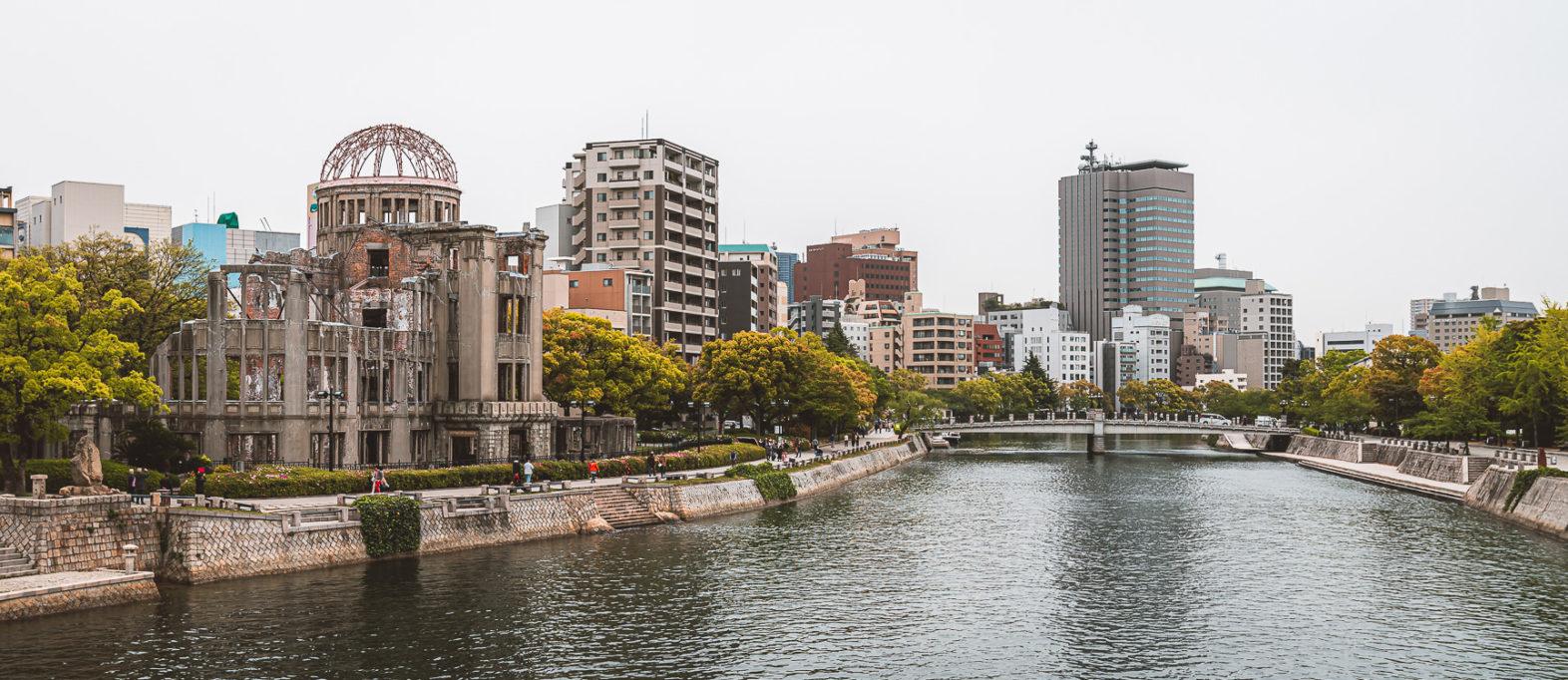 Hiroshima heute Sehenswürdigkeiten & Tipps