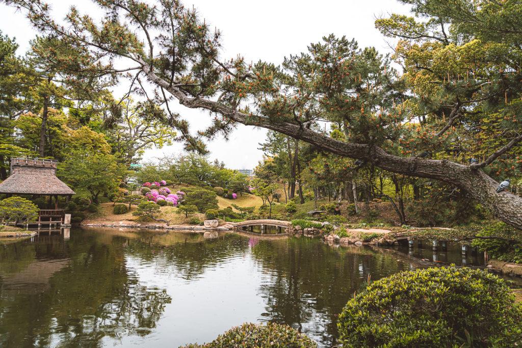 Shukkei-en Park Hiroshima