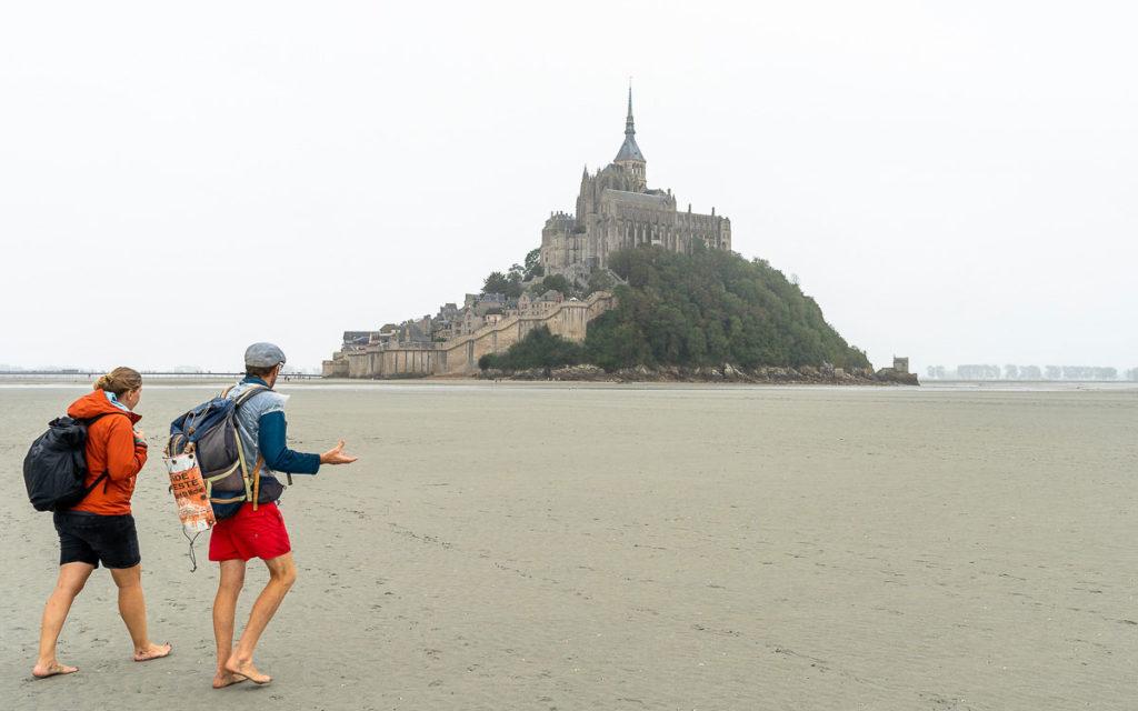 Die Bucht des Mont-Saint-Michel besichtigen: Tipps und Aktivitäten 12