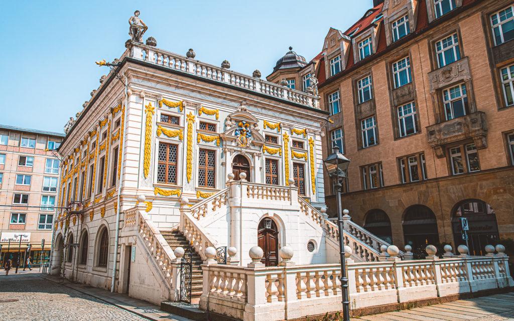 Alte Börse der Stadt Leipzig