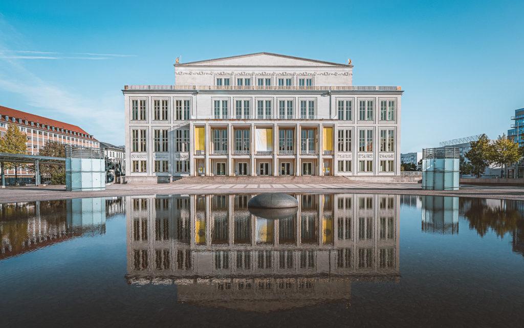 Oper der Stadt Leipzig