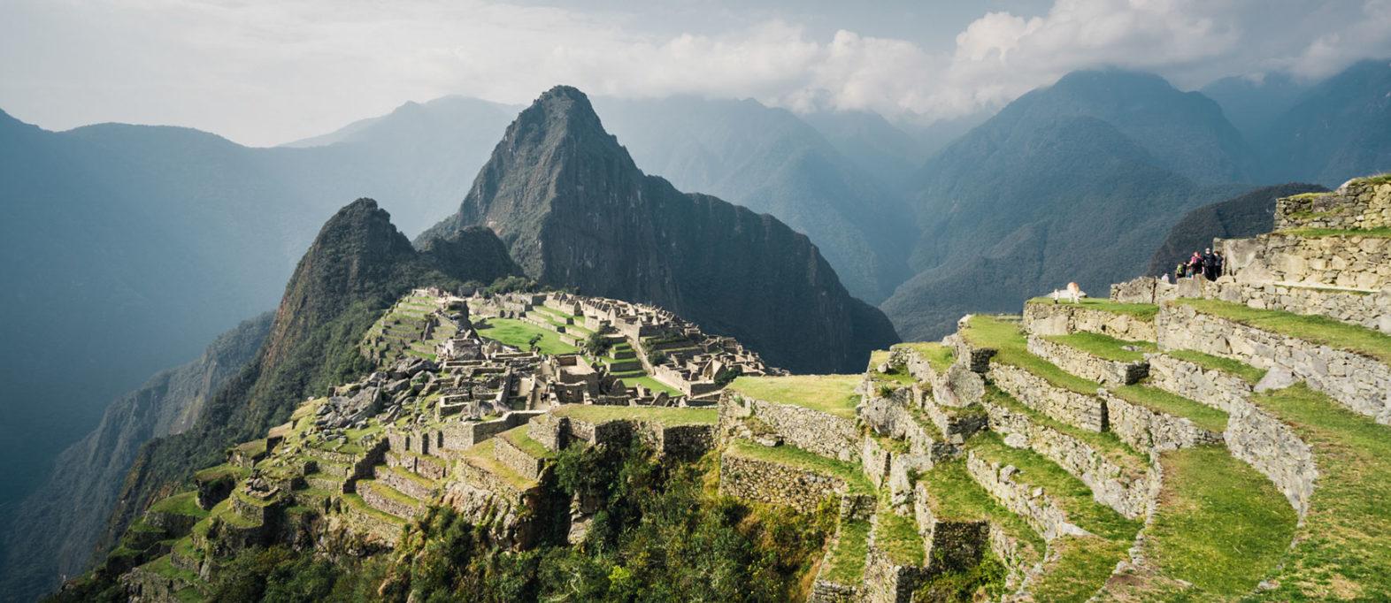 Machu Picchu Peru besuchen