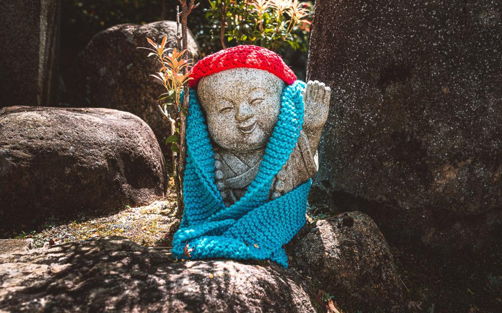 Daisho-in Tempel Miyajima Buddhas