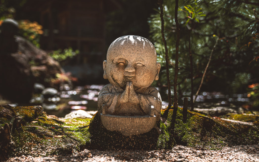 5000 Buddhas Daigo-in Tempel Miyajima