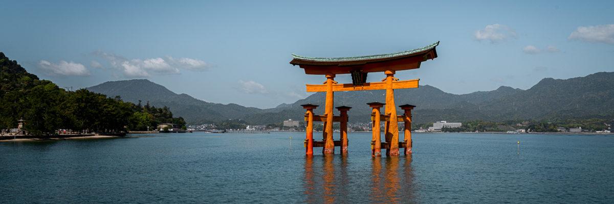 Miyajima: Entdecke eine der schönsten japanischen Inseln